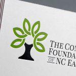 Community Foundation of NC East logo